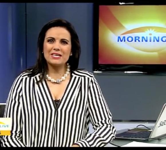 Morning Live / SABC TV / 9 November 2015