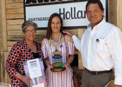 PAST and Standard Bank win Development Award at 21st BASA Awards
