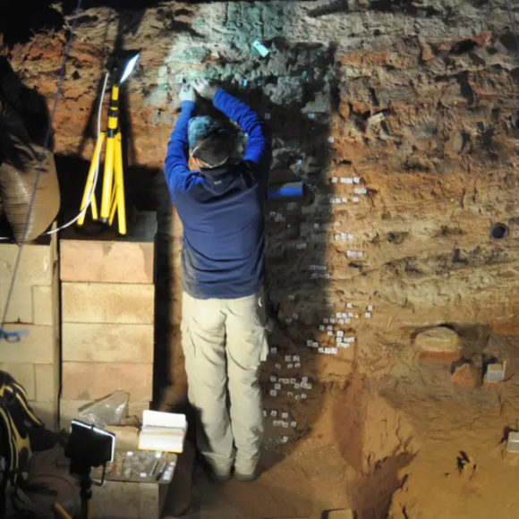Research into early use of fire could help solve human evolution mystery
